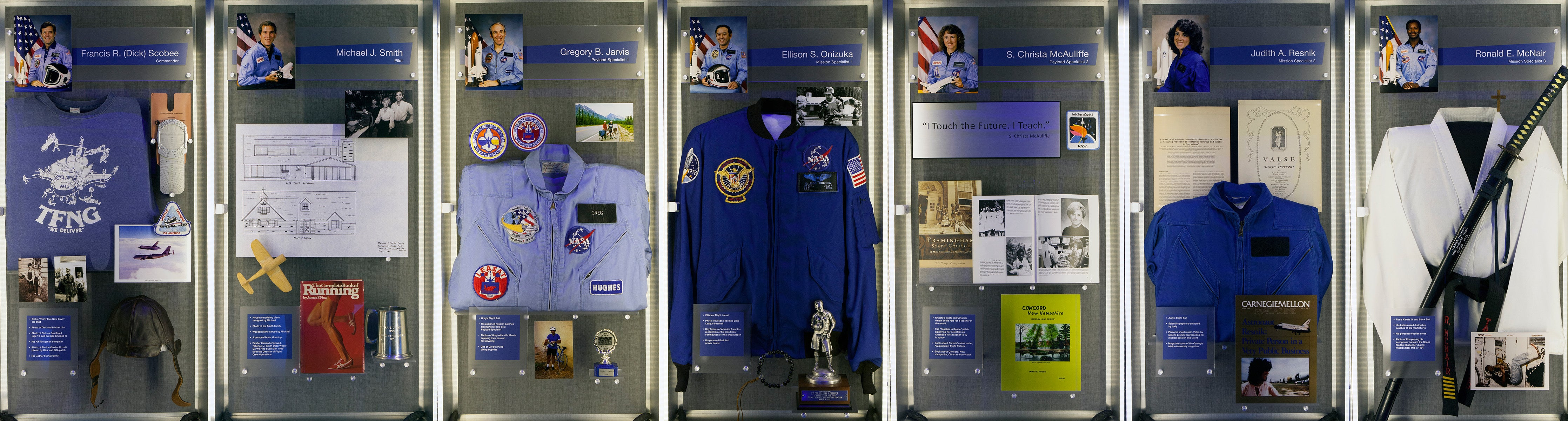 space shuttle challenger artifacts - photo #14