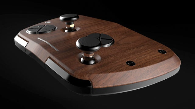 A Controller So Beautiful You Might Not Care If It Actually Sucks