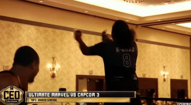 Fighting Game Player Does Stone Cold Steve Austin's Full Entrance