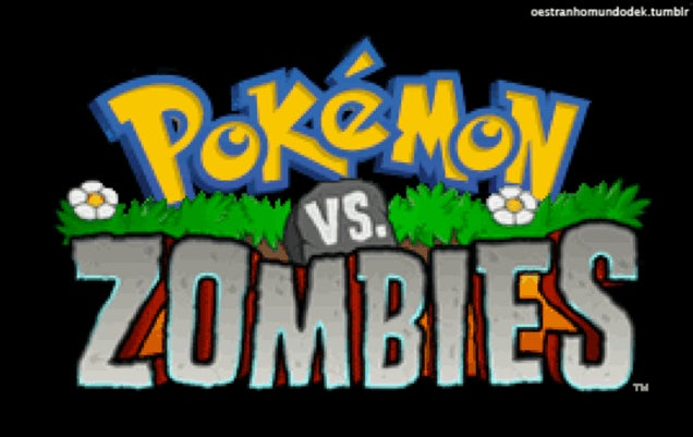 Why Isn't Pokémon vs Zombies An Actual Game