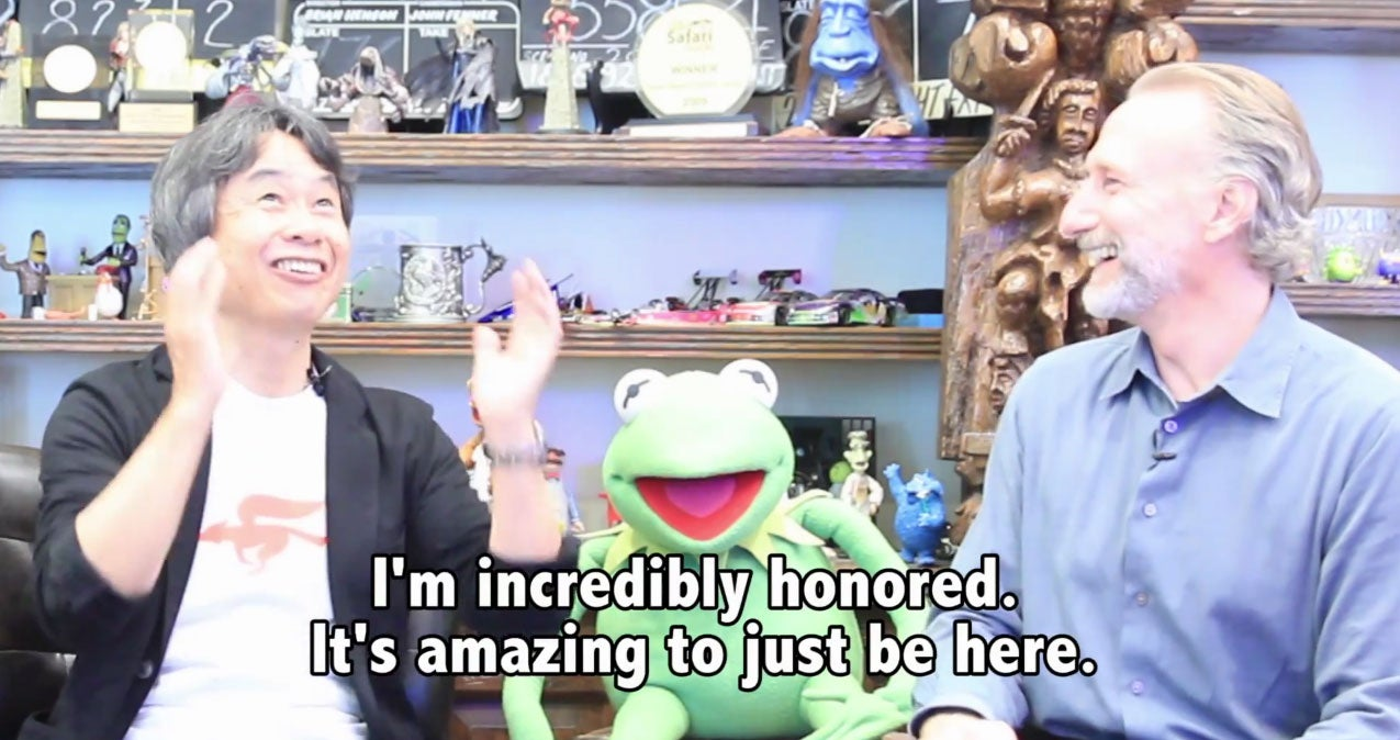 Nintendo Visits Jim Henson Studios, Is Just The Cutest Thing