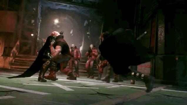 Batman Should have Stolen Shadow Of Mordor's Nemesis System
