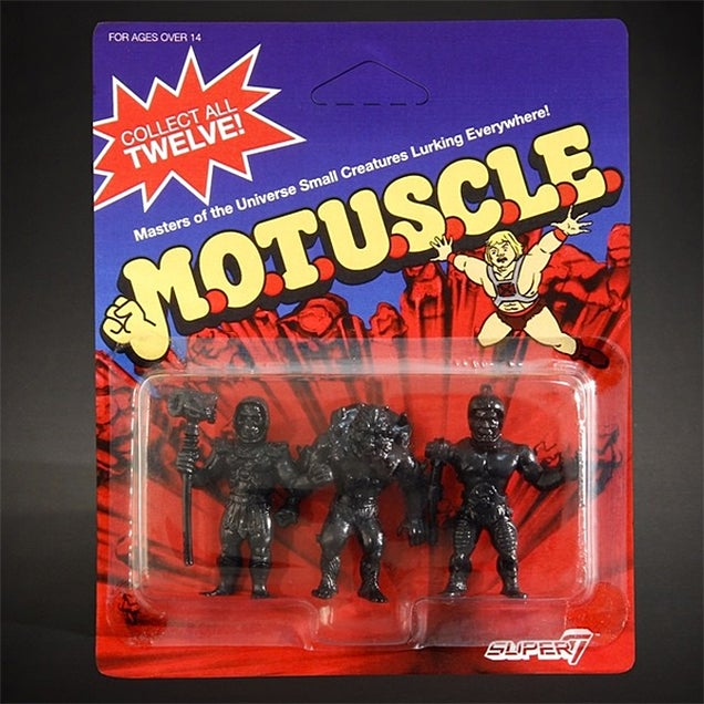 These Two Great '80s Toy Lines Are Even Better When Combined