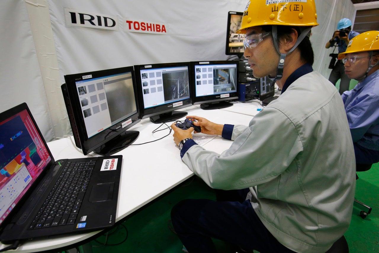 New 'Scorpion' Robot Will Inspect Fukushima Reactor This Summer