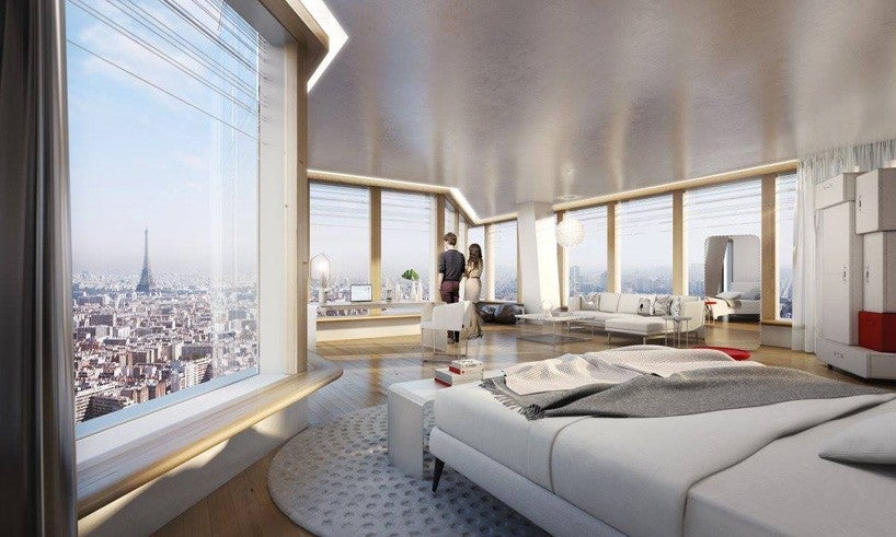 Paris Gets Its First Skyscraper In 42 Years, And It Was Worth the Wait