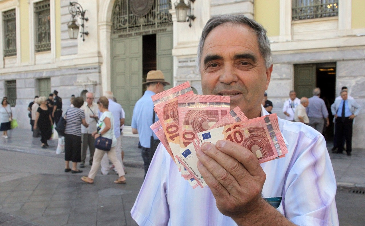 Google's Top Hit For 'Greek Bailout' Is an Indiegogo Campaign to Fund It