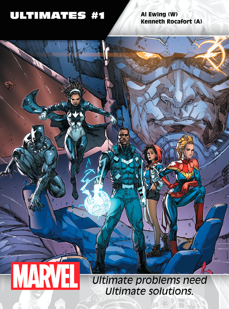 Sure Seems Like Marvel Comics Is Ditching the Fantastic Four for a While