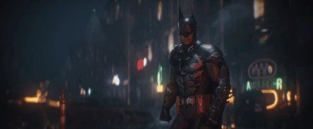 Batman: Arkham Knight's True Ending Has A Cool Easter Egg