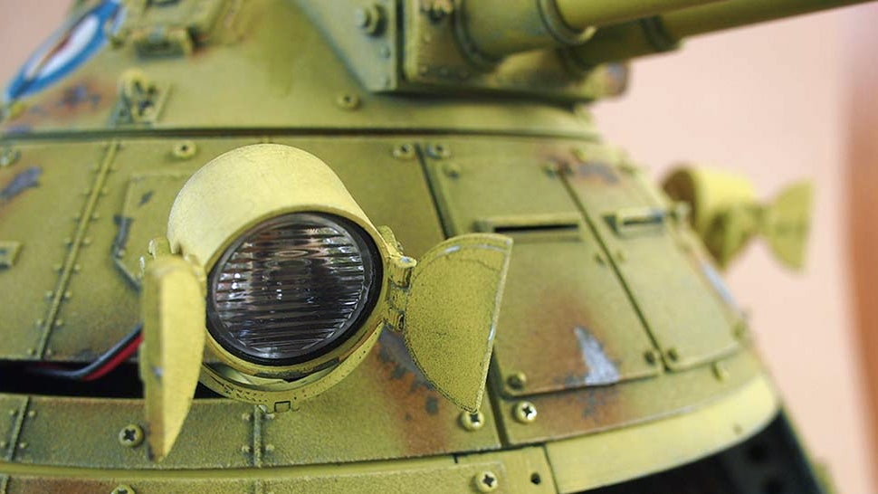 The Only Way To Describe This 3D-Printed Mechanised Toy Tank Is Amazing