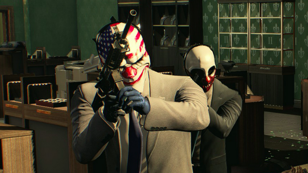 Payday 2 Has Been Broken On Xbox One For Three Weeks