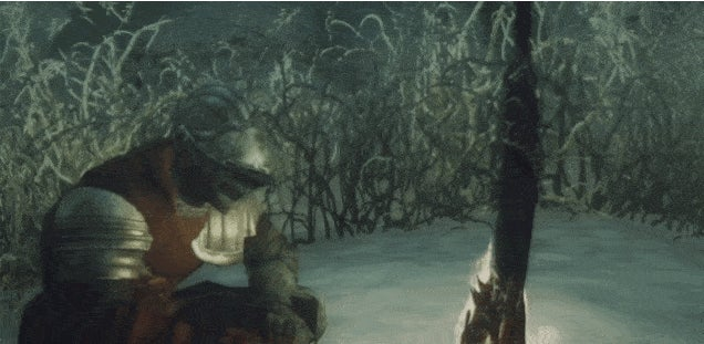 Modder Does A Pretty Good Job Making Skyrim Look Like Dark Souls