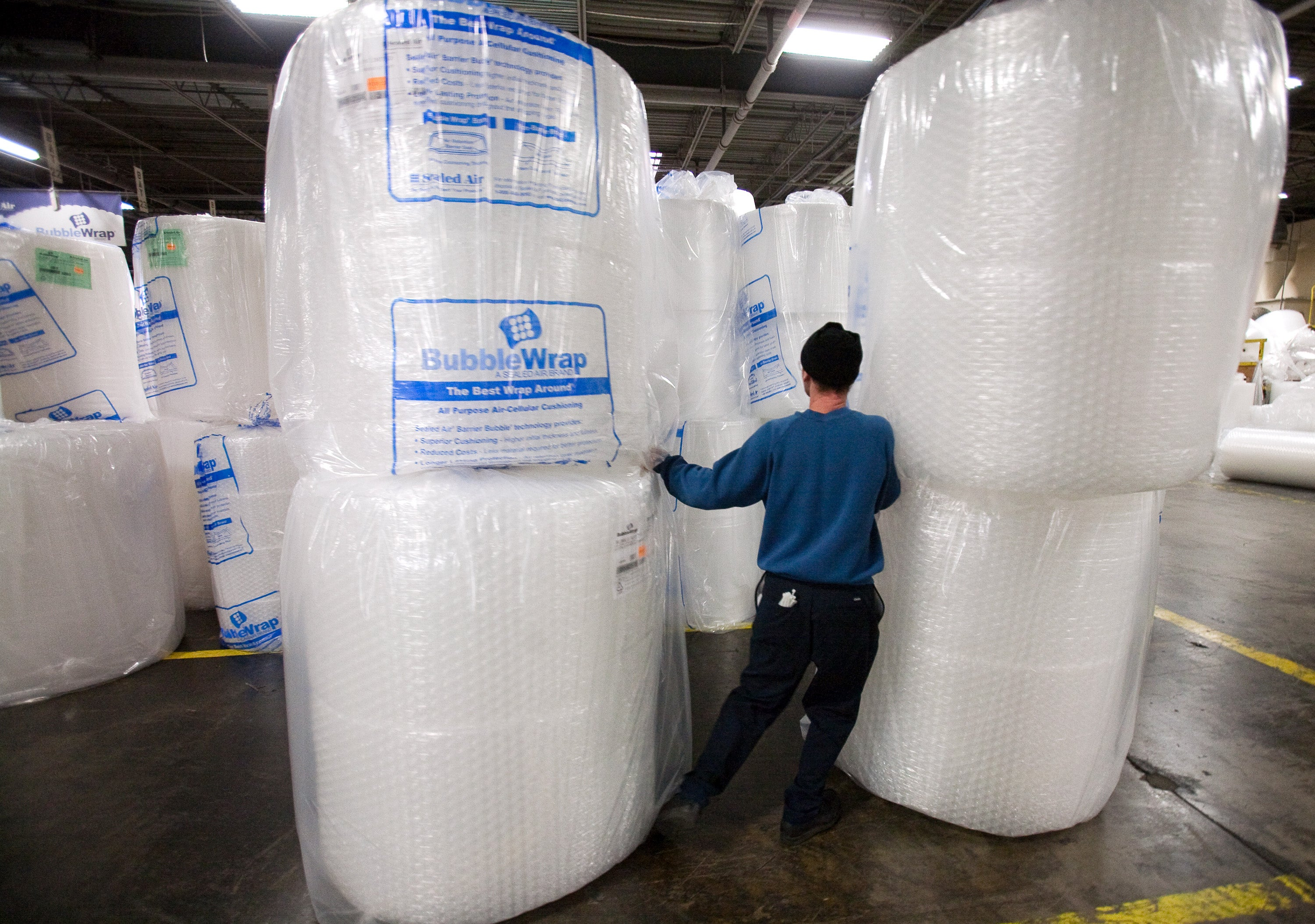 Bubble Wrap's New Design Is Unpoppable And It's All Our Fault