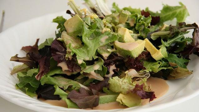 Use Silken Tofu to Make Creamier, Healthier Salad Dressing