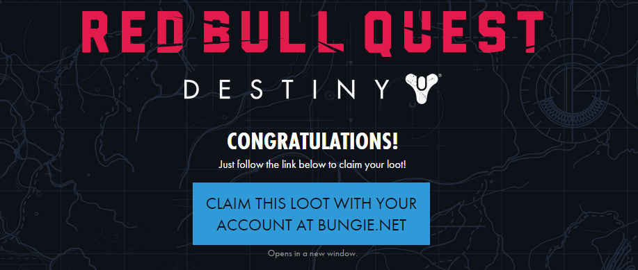 People Are Scamming Destiny's Red Bull DLC