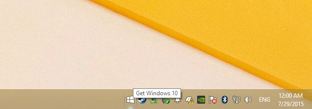 OK, So Maybe You Won't Get Windows 10 On July 29