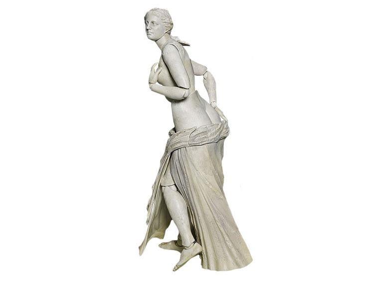 Venus de Milo, Now With Arms