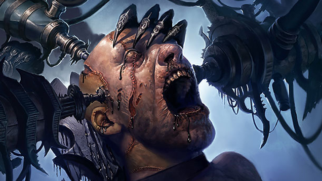 The 12 Creepiest Card Descriptions in Magic: The Gathering