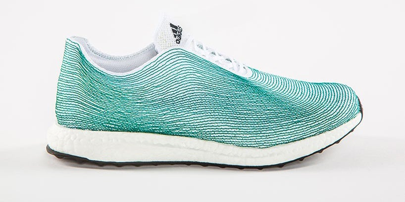 These Sneakers Are Made Entirely From Ocean Waste