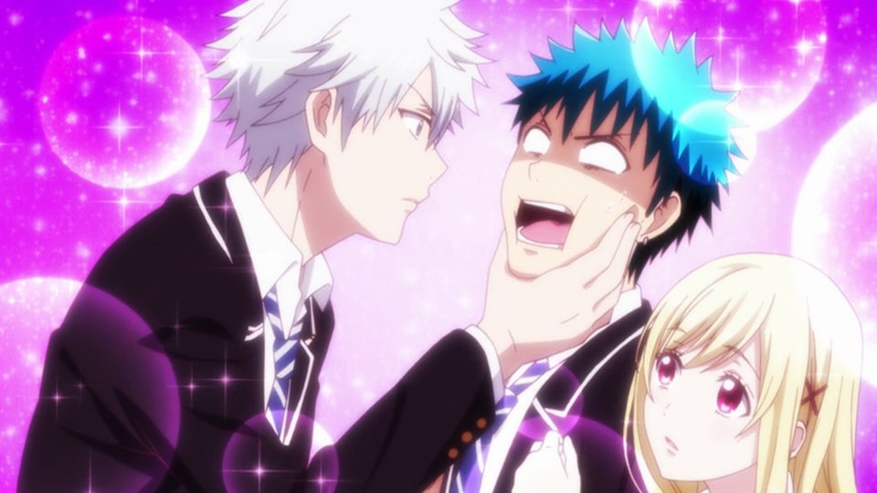Yamada-Kun is a Hilarious Body-Swapping Rom-Com