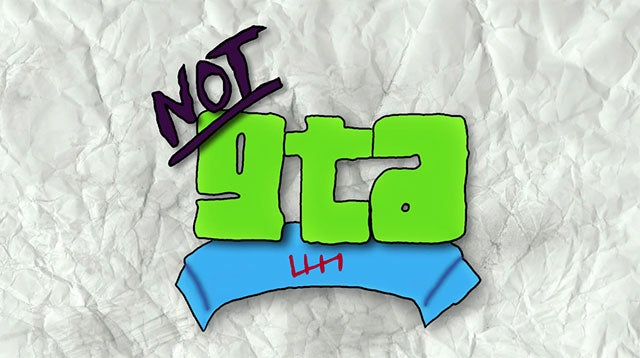 Latest Steam Hit Is NotGTAV, Which Is Not GTA V