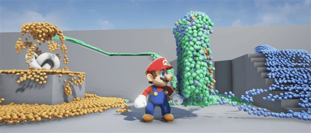 Every Physics Demo Should Star Mario