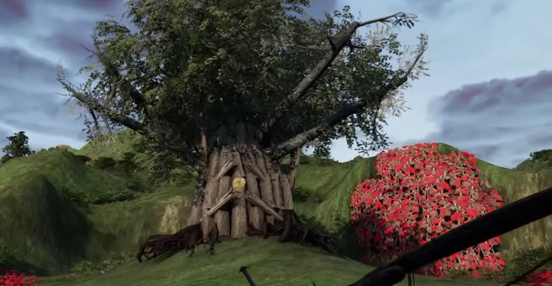 Hyrule, Recreated In...Far Cry 4