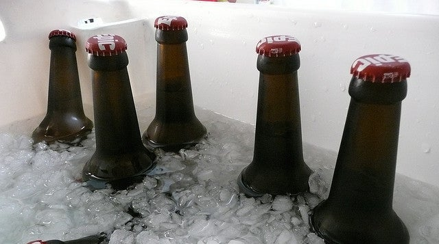 Pre-Chill Your Cooler to Keep Drinks Cool Longer