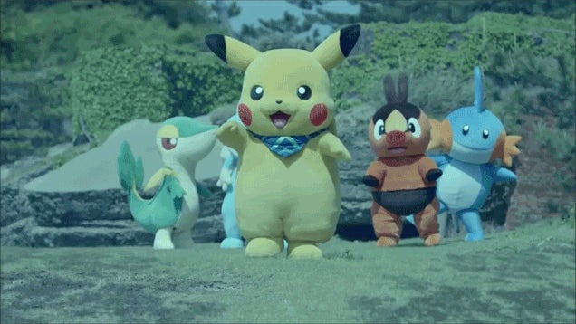 Live-Action Pokémon Done Right