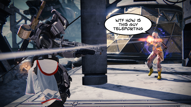 Destiny's Lag Situation Is A Huge Bummer