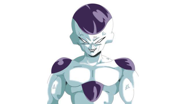 For Frieza, Nipples Change Everything