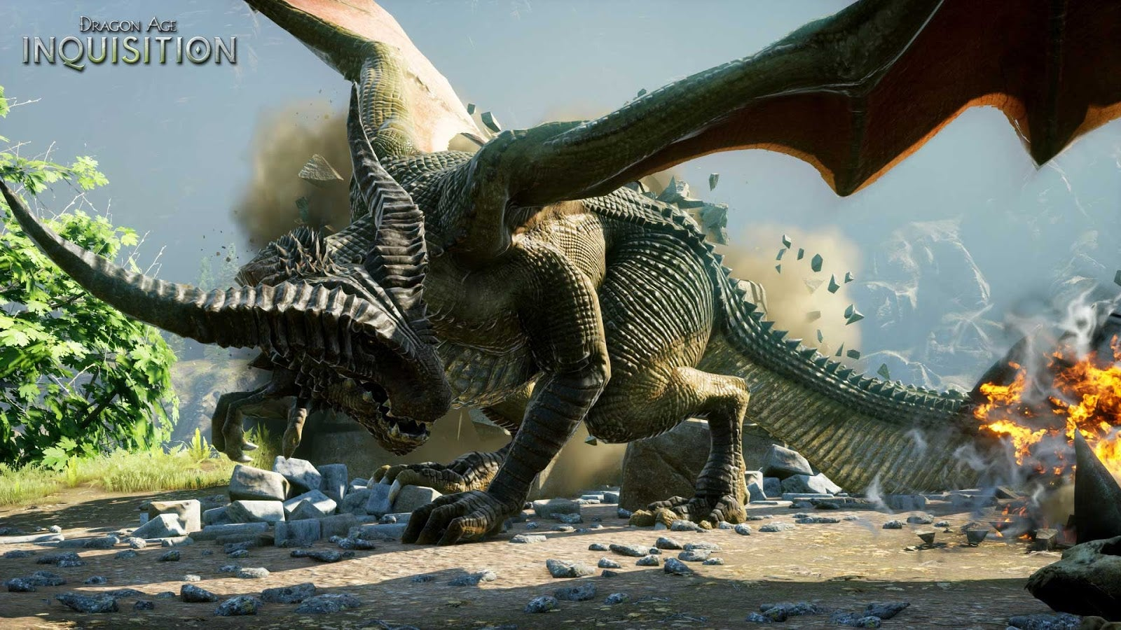 Dragon Age Inquisition's Next DLC Will Be For Current-Gen Consoles Only