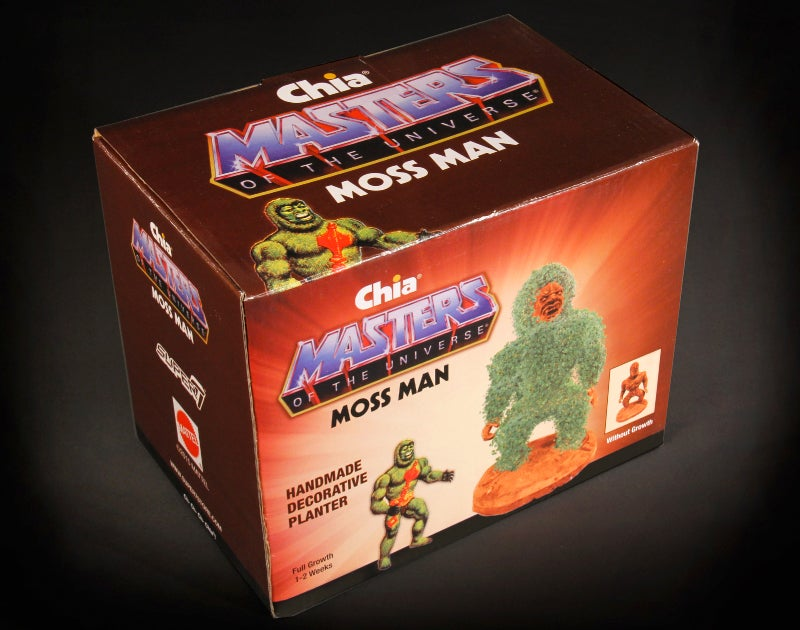 A Moss Man Chia Pet Is The Best Comic-Con Exclusive So Far