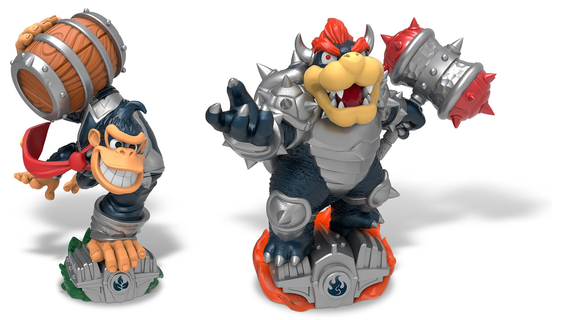 SuperChargers Dark Editions Complicate Skylander And ...