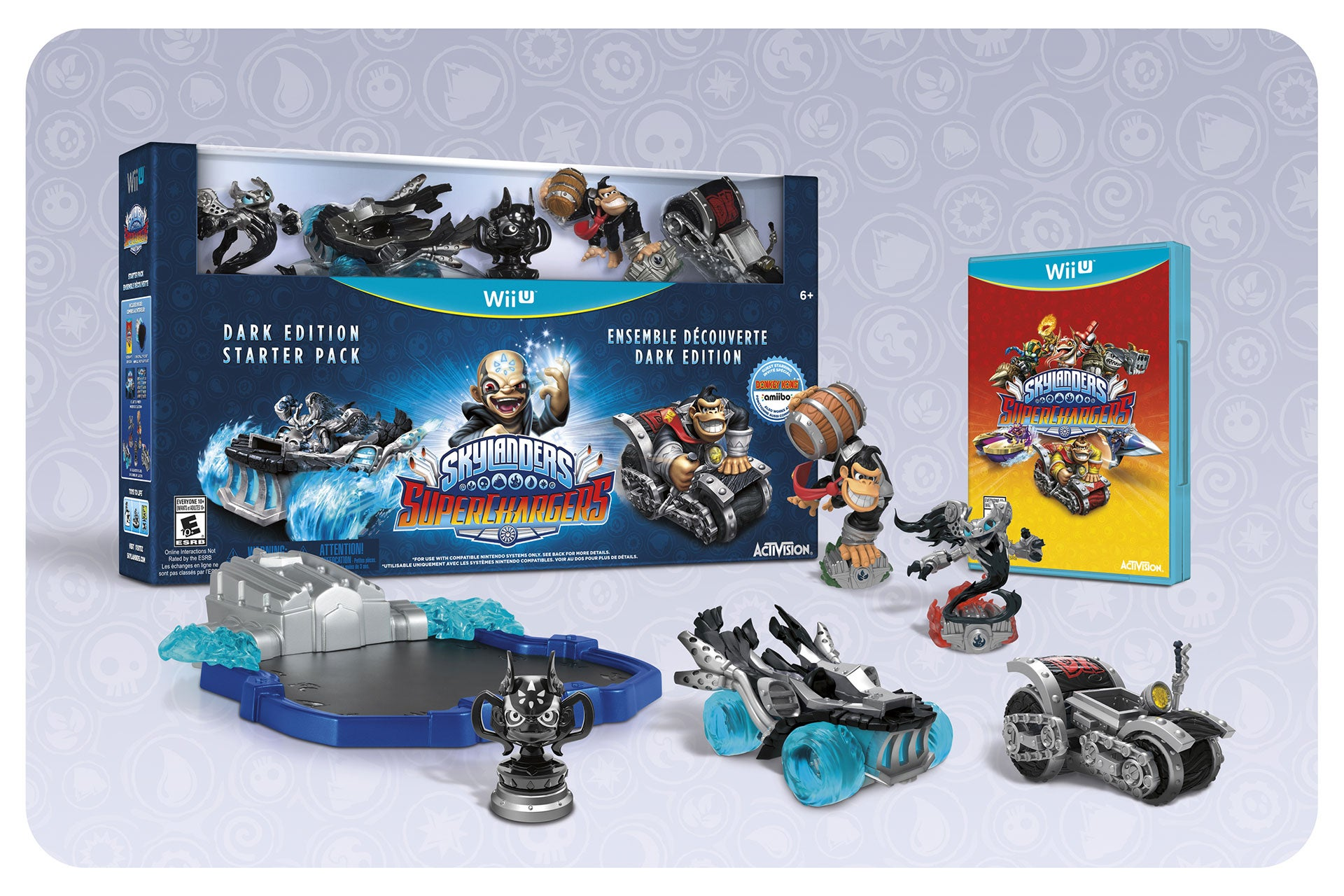 SuperChargers Dark Editions Complicate Skylander And Amiibo Collecting