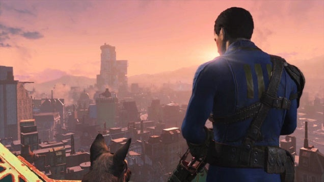 Fallout 4 Wins 'Best of Show' At E3 2015