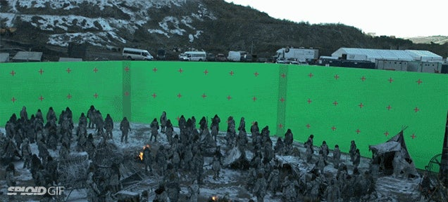 The special effects behind Game of Thrones' epic White Walker battle