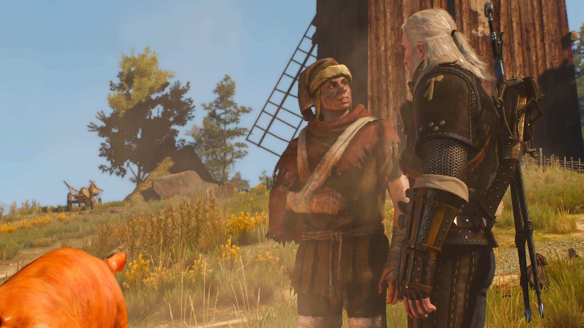 The Latest Free Witcher 3 DLC Is Really Good