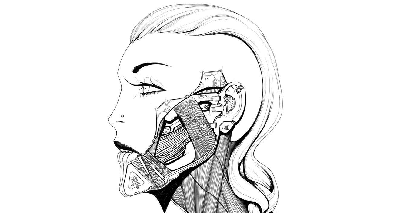 The Princes & Princesses Of Cyberpunk