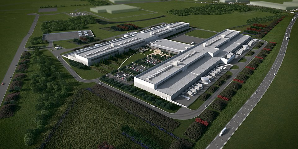 Facebook's New Fort Worth Data Center Will Be Powered Entirely By Wind