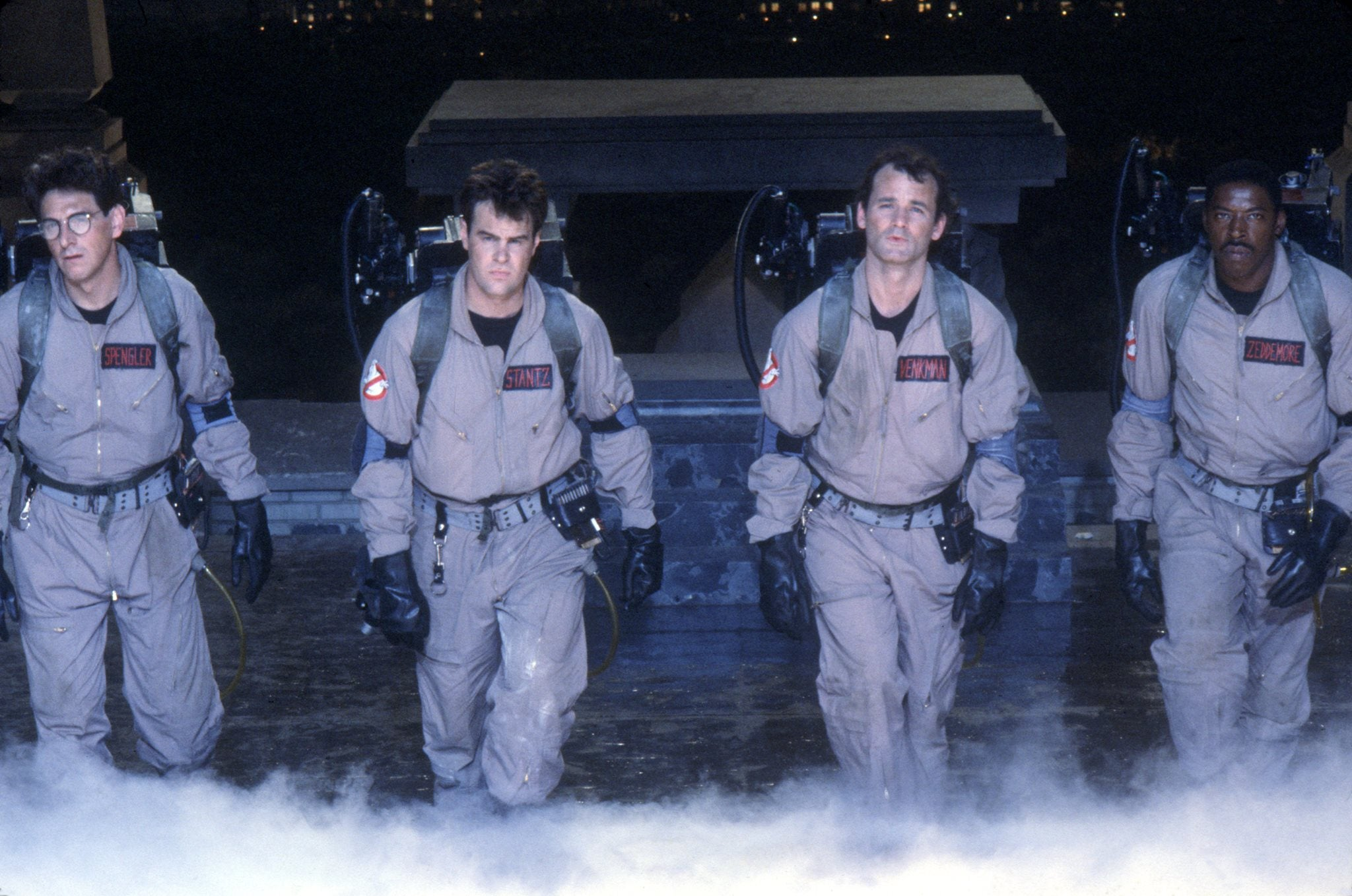This Is What the New Ghostbusters Will Wear