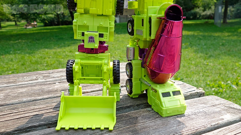The Colossal New Transformers Devastator Is Better than the Original