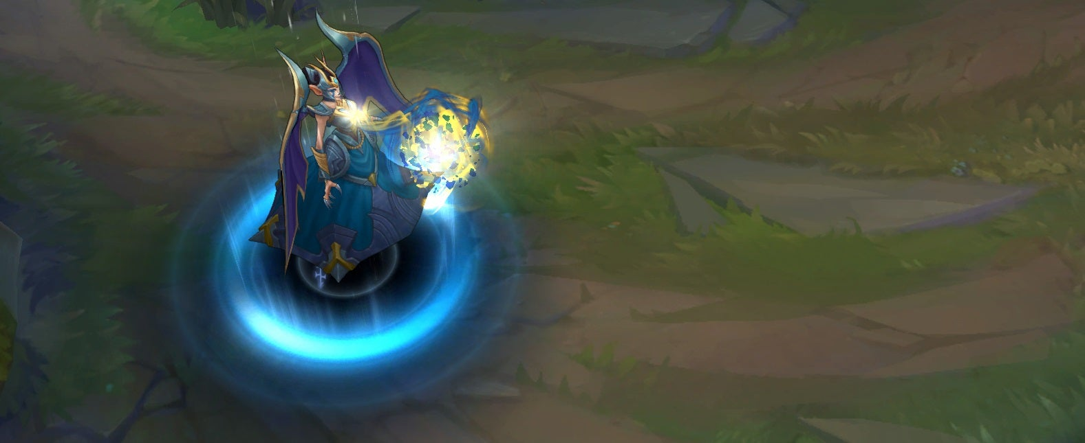 Riot Says They Won't Sell League Of Legends' Victorious Character Skins