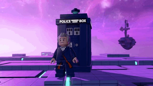 Lego Dimensions Might Have Little Too Much Fan Service