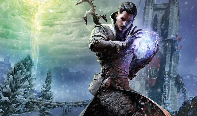 Worth Reading: The Story Behind Dragon Age Inquisition's Best Character