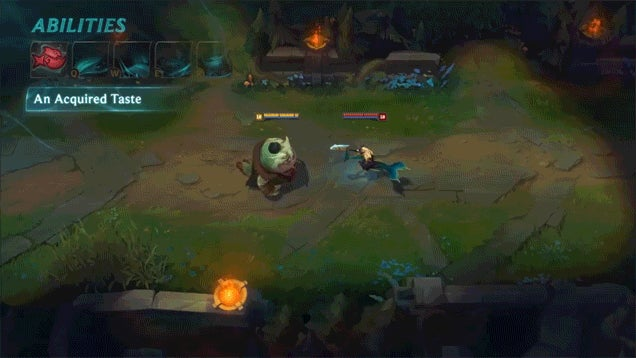 Tahm Kench Is A Great Addition To League Of Legends