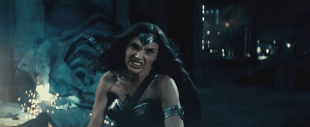 Check Out The New Batman V. Superman Trailer, Starring Wonder Woman