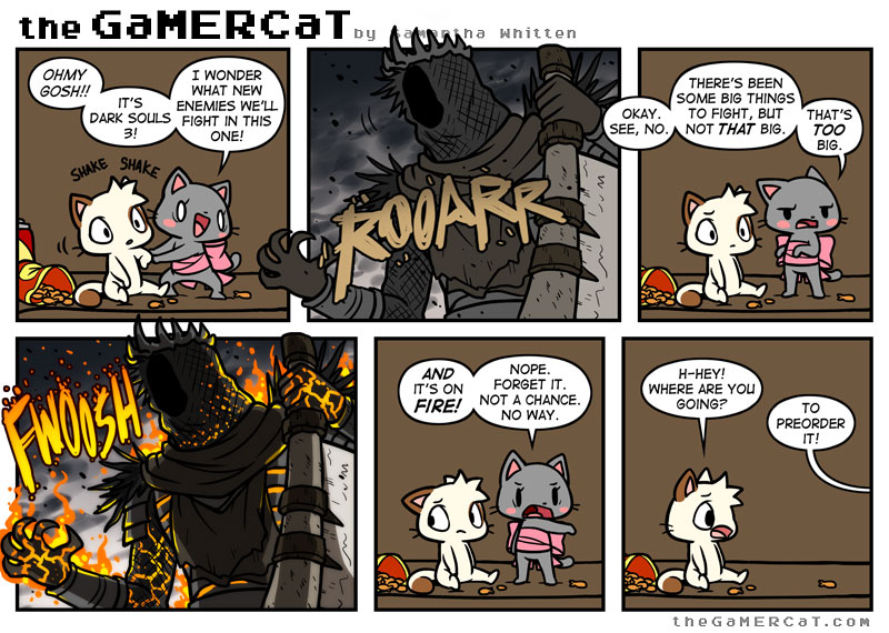 Sunday Comics: What New Metroid Game?