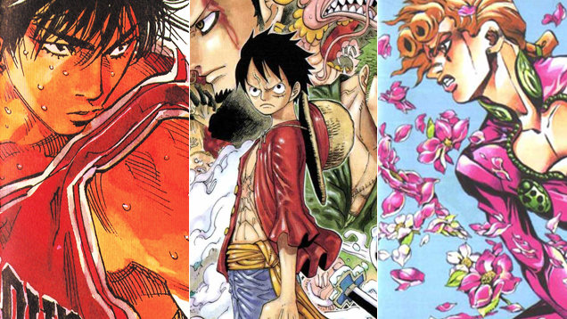 Poll: The Most Beloved Manga Artists in Japan