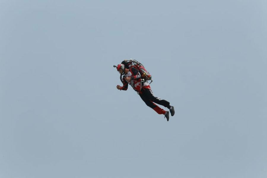 The Jetpack Makes Its Debut in China