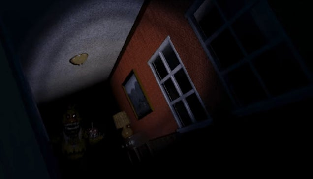 Five Nights At Freddy's 4, The First Trailer